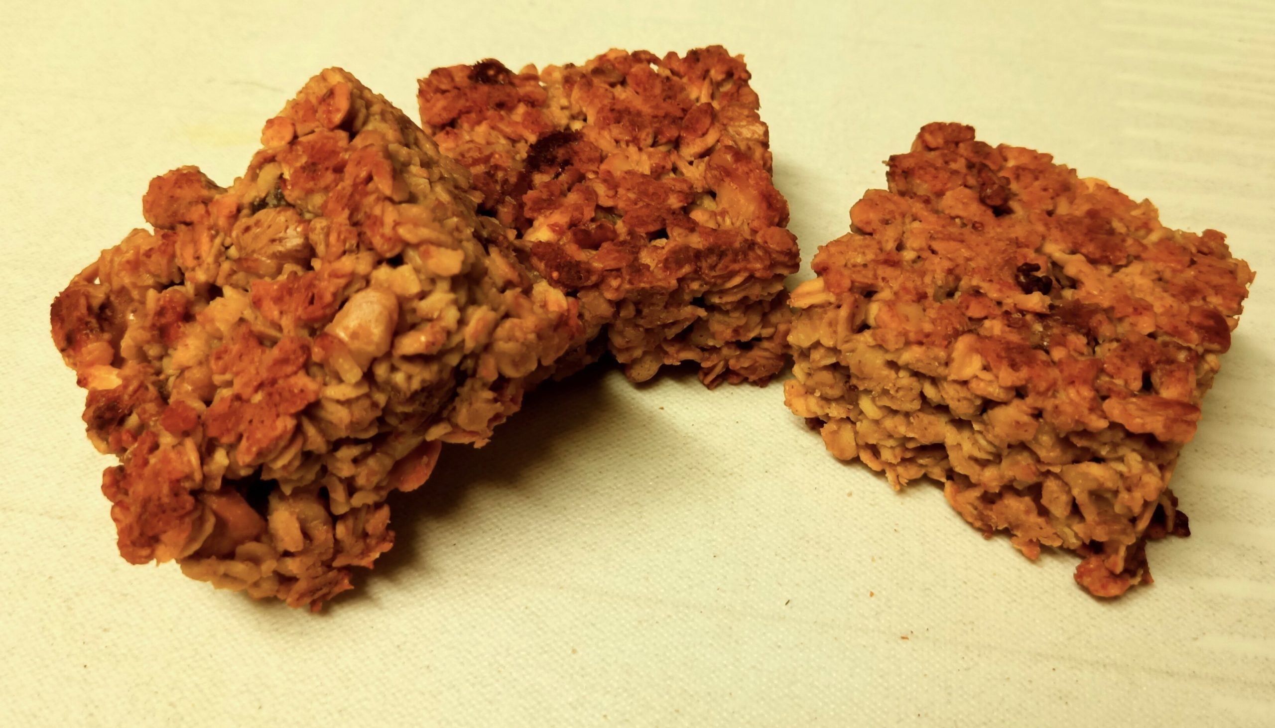 barres de céréales bio